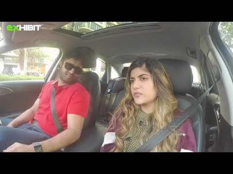 Exhibit Drives Episode 3 - Driving the Audi A6 with Ananya Birla!