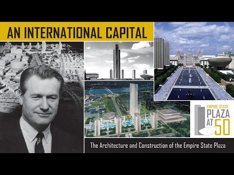 An International Capital: The Architecture and Construction of the Empire State Plaza