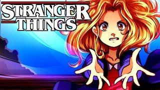 Anime Eleven | Stranger Things Millie Bobby Brown