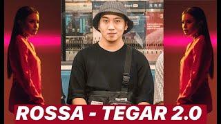2nd VLOG - ROSSA - TEGAR 2.0 CONCERT JAKARTA ( NAGITA SLAVINA & MELLY GOESLAW )