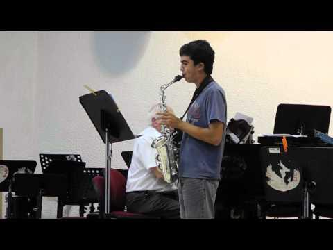 anatoly shapiro student - in recital