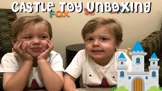 TOY UNBOXING at FULLER HOUSE!