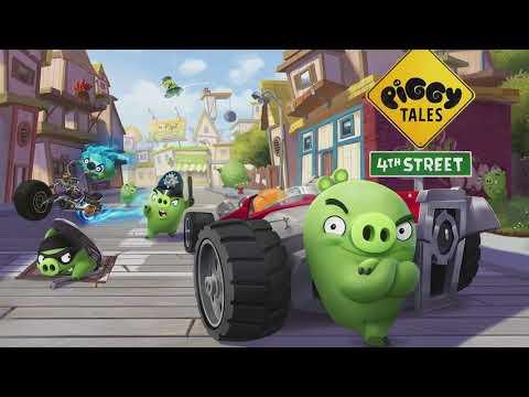 Piggy Tales music - 4th Street Main theme