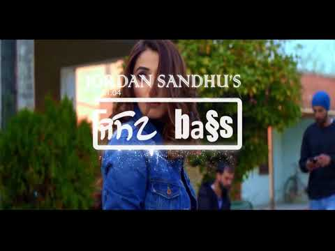 Teeje Week[BASS BOOSTED] | Jordan Sandhu | Bunty Bains | Sonia Mann | New Puajabi Song 2018