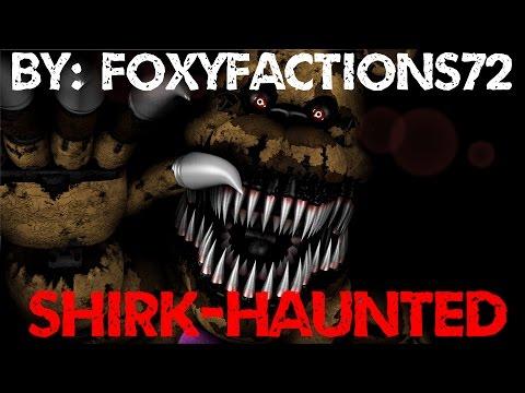 [FNaF SFM] Shirk-Haunted