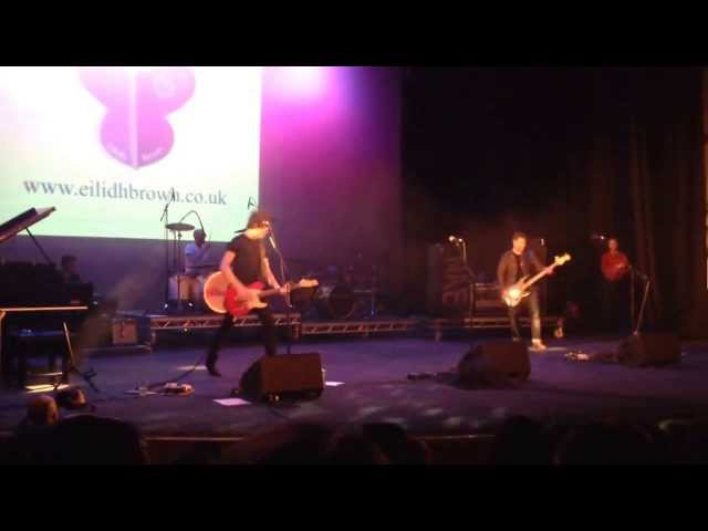 The Fratellis - Henrietta live at the Eilidh Brown Memorial 2014