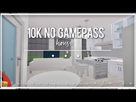 Roblox | Bloxburg | 10k No Gamepass Home