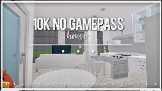 Roblox   Bloxburg   10k No Gamepass Home