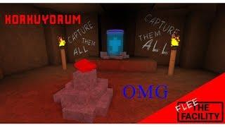 Bu Odalar Korkunç! / Roblox Flee The Facility / Roblox Türkçe