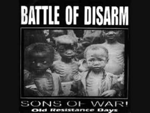 Battle Of Disarm - Crust Love And Peace Europe Tour 1997 Live In Slovenija