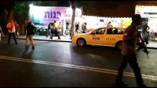 Stabbing Attack Outside Jerusalem Central Bus Station