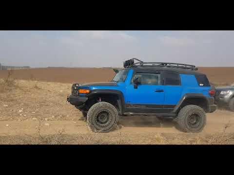 Land Cruiser Prado против Jeep Commander