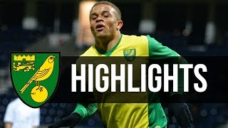 Repeat youtube video HIGHLIGHTS: Manchester United 2-2 Norwich City U21s