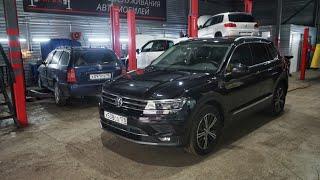 VW Tiguan 2.0 tsi а стоит ли?!