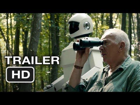 Robot and Frank  2012  Frank Langella, Susan Sarandon Movie HD