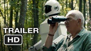 Robot and Frank Trailer (2012) - Frank Langella, Susan Sarandon Movie HD