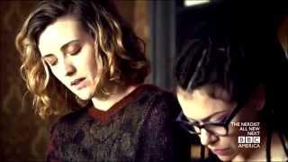 Cosima and Delphine | Kiss me