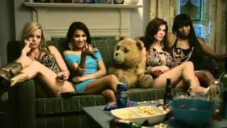 Третий лишний / Ted Второй трейлер, русский 2012