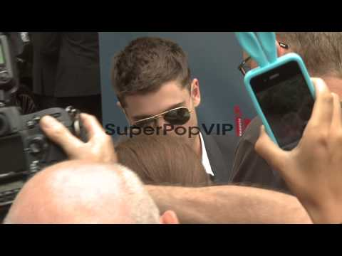 Zac Efron at At Any Price Press Conference: 69th Venice F...
