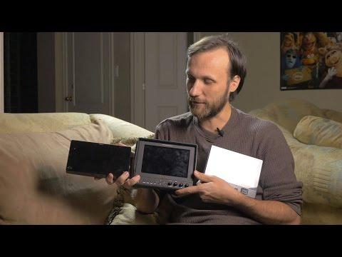 7 inch Camera Monitor Shootout
