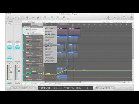 Create Pitch Buildups Heard In Rihanna ft. Calvin Harris - We Found Love (and LMFAO and Deadmau5)