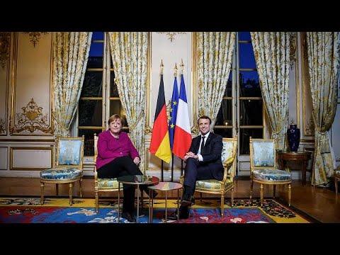 euronews (deutsch): Merkel und Macron kündigen neuen Élysée-Vertrag an