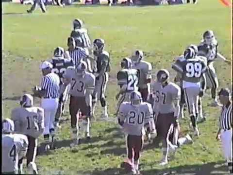 Bear River Football 1989