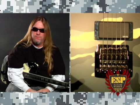 """ESP Guitars: Jeff Hanneman's """"5 Things I Hate"""""""