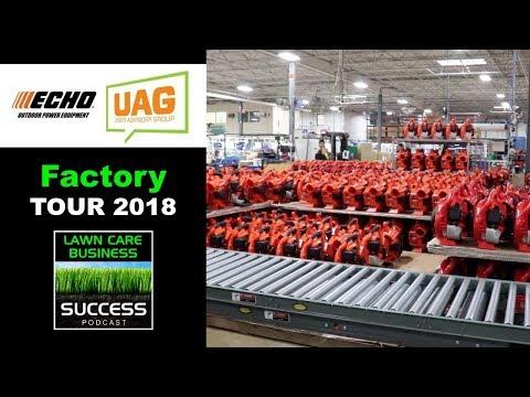 ECHO UAG Factory Tour 2018
