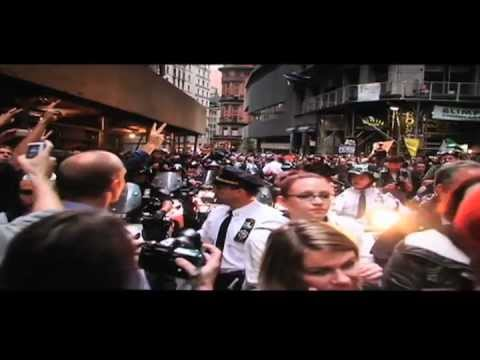 Occupy Wall Street, Oakland, Cal Davis.-Linkin Park- Wretches and Kings