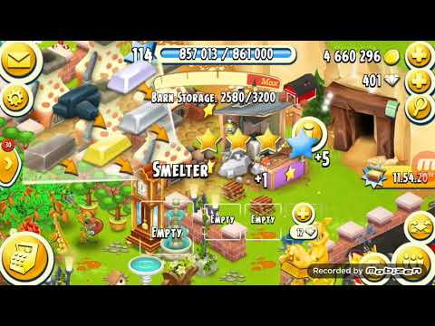 Level Up 115 | Hay Day Gameplay