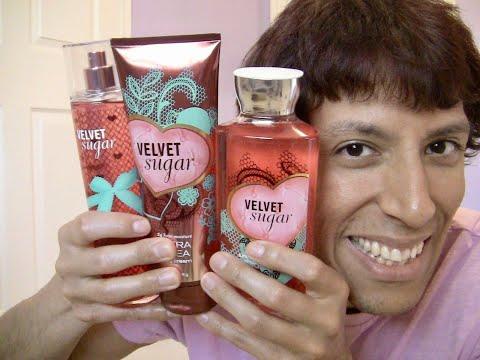 Bath & Body Works Velvet Sugar Review