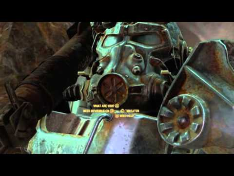Fallout 4 Finding Virgil - The Glowing Sea