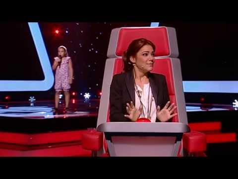 Matilde Leite  All I Want for Christmas is You  The Voice Kids
