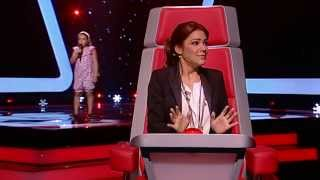 Matilde Leite - All I Want for Christmas is You - The Voice Kids