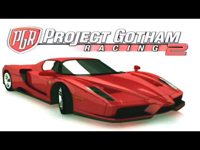 Playthrough [Xbox] Project Gotham Racing 2 - Part 1 of 3