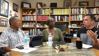 Live Interview by Pastor Kirk Discussing Racism and Racial Reconciliation for the Grand Valley