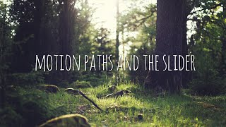Using Motion Paths and the Slider in Storyline 2