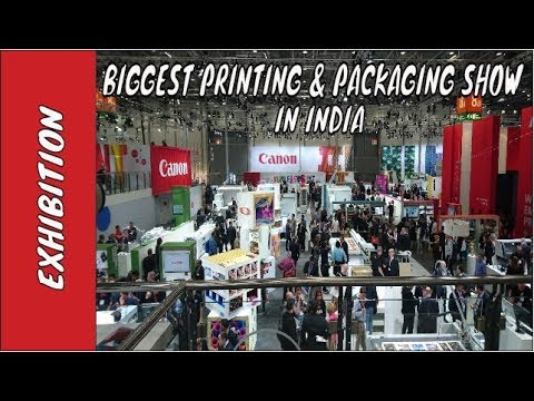EXHIBITION: India's Biggest Printing And Packaging Show 2019 | Organised By IPAMA.