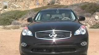Roadfly.com - 2008 Infiniti EX35 Car Review