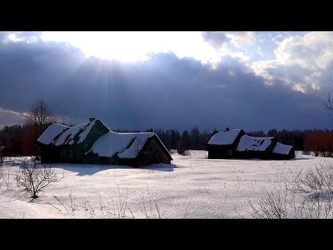 Нежилые деревни Пестяковского района Ивановской области. Быково, Вашеевская, Есипово.