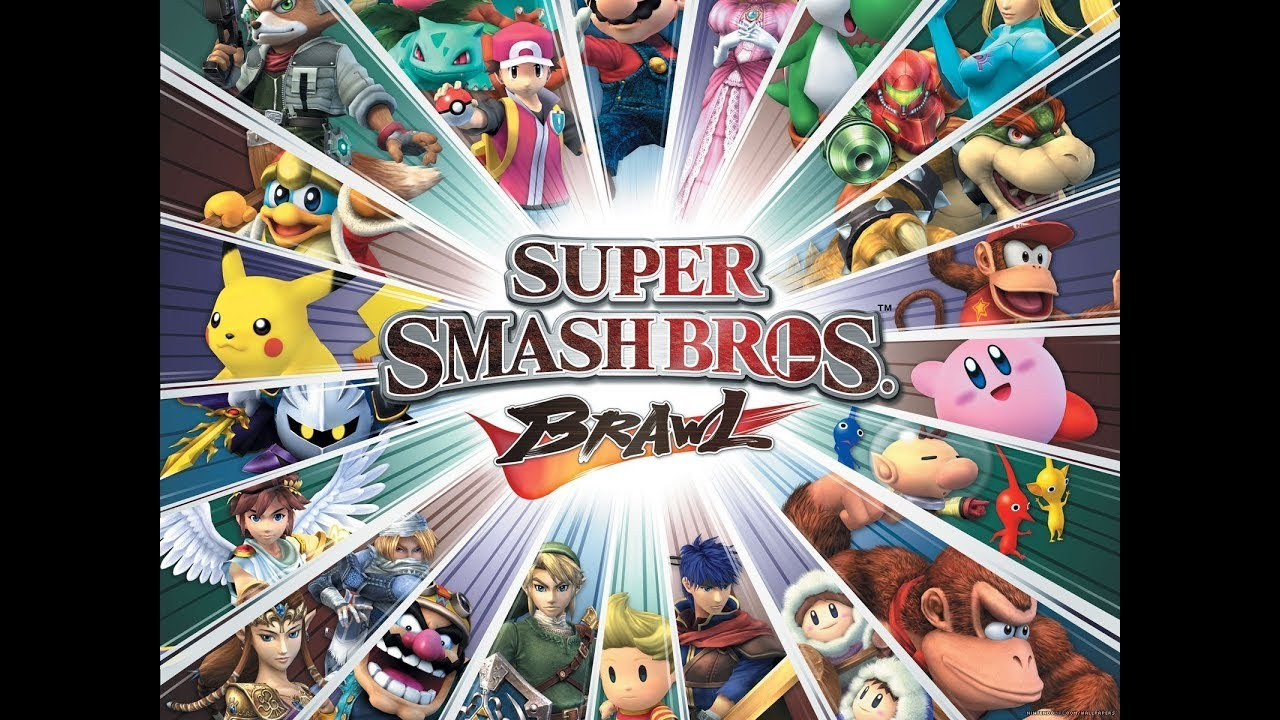 super smash bros brawl rom download android