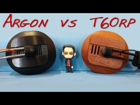 Z Review - T60rp vs Argon MkIII [Milestone Cans Dual to the DEATH!!!]
