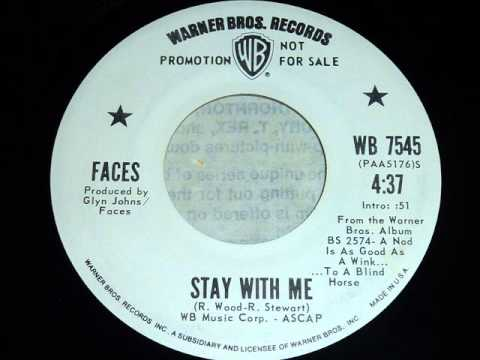 Faces - Stay With Me 45rpm