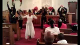 Waging War by CeCe Winans praise dance