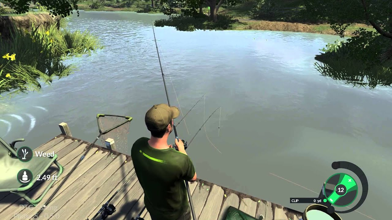 """Dovetail Games Fishing - Phase 5 #Part 2 """"Wie funktioniert ..."""