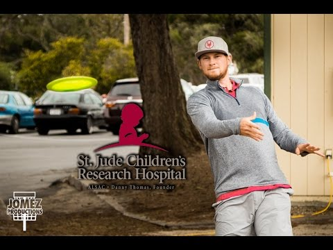 St. Jude Disc Golf Charity Invitational Final Round   Koling, McBeth, Barsby, Roan