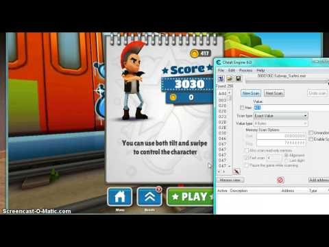 Hack SUBWAY SURFERS para dinero en pc