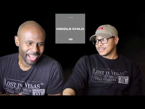 J. Cole - Middle Child (REACTION!!!)
