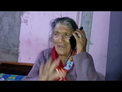 funny Garhwali Amma video